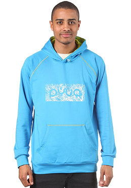 PYUA Kaiserhoehe Hooded Sweat blue aster