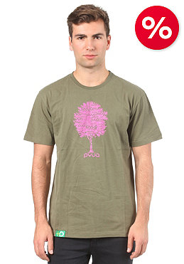 PYUA Tree S/S T-Shirt olive night
