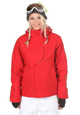 PYUA Womens Evolution Jacket true red