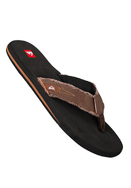 QUIKSILVER Abyss Sandal brown/black/light brown