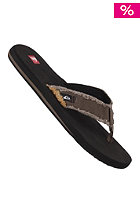 QUIKSILVER Abyss Sandals brown black brown