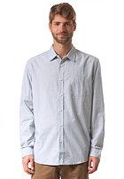 QUIKSILVER Allman L/S Shirt bluestone