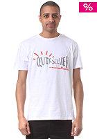 QUIKSILVER Baseline M2 S/S T-Shirt white