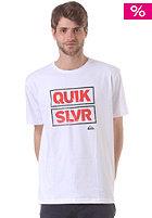QUIKSILVER Baseline M3 S/S T-Shirt white