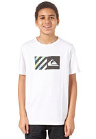 QUIKSILVER Baseline S/S T-Shirt white