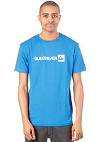 QUIKSILVER Basic Logo S/S T-Shirt pacific