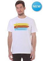 QUIKSILVER Basic Msp Q3 S/S T-Shirt white