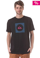 QUIKSILVER Basic R7 S/S T-Shirt black