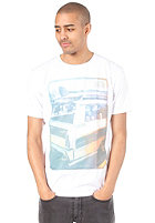QUIKSILVER Basic S/S T-Shirt white