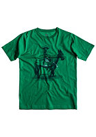 QUIKSILVER Basic Youth S/S T-Shirt greeny