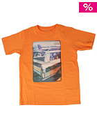 QUIKSILVER Basic Youth S/S T-Shirt orange