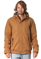 QUIKSILVER Brooks Jacket peanuts