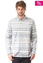 QUIKSILVER Cardinal L/S Shirt bluestone