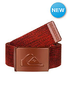 QUIKSILVER Cash Cow Belt burnt brick