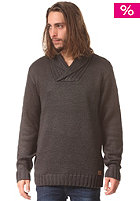 QUIKSILVER Chester Knit Sweat tarmac