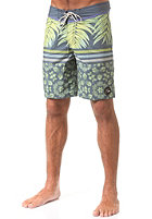 QUIKSILVER Deep Jungle Rem navy blazer - pattern_1