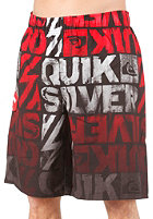 QUIKSILVER Dipped Jams Short quik red