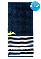 QUIKSILVER East Side Towel navy blazer - solid