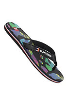 QUIKSILVER Eclipsed Print Sandals black black mul