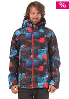 QUIKSILVER Elemental Softshell Jacket inkisition tomato