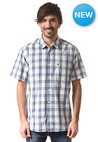 QUIKSILVER Everyday Checkss L/S Shirt dark denim - plaid_1