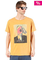 QUIKSILVER Faded Out S/S T-Shirt papaya