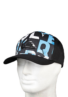QUIKSILVER Firsty Pintails X6 Cap steel blue