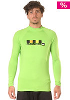 QUIKSILVER Floor Square L/S Top green