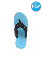 QUIKSILVER Flux Sandals black/blue/black - combo