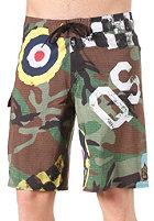 QUIKSILVER Flying Fortress Boardshort armed