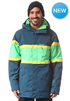 QUIKSILVER Fraction Jacket moroccan blue