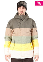 QUIKSILVER Fracture Jacket dark army