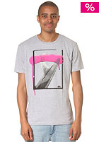 QUIKSILVER G4 S/S T-Shirt light grey heat