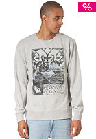 QUIKSILVER Goodwin C1 Sweat light grey heat