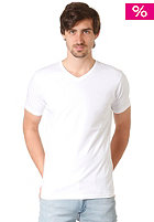 QUIKSILVER Gray S/S T-Shirt white