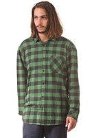 QUIKSILVER Gulls L/S Shirt elm green