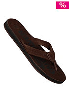 QUIKSILVER Hiatus Sandal brown/tan/brown