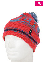 QUIKSILVER High Summit Beanie tomato