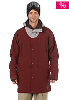 QUIKSILVER Highrise Jacket merlot