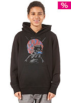 QUIKSILVER Hood Rib Hooded Sweat black
