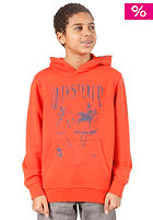 QUIKSILVER Hood Rib Hooded Sweat burnt