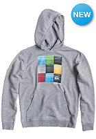QUIKSILVER Hood Rib Hooded Sweat light grey heat