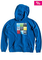 QUIKSILVER Hood Rib Hooded Sweat pacific