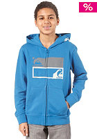 QUIKSILVER Hood Zip Hooded Zip Sweat pacific
