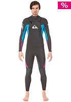 QUIKSILVER Ignite 4/3 L/S Chest Zip Fullsuit grey