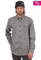 QUIKSILVER Invader L/S Shirt anthracite