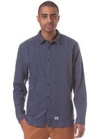 QUIKSILVER Jackson L/S Shirt washed navy