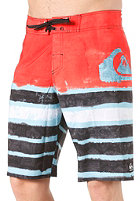 QUIKSILVER Kelly Roam Boardshort vintage red