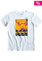 QUIKSILVER Kids Basic R14 S/S T-Shirt white
