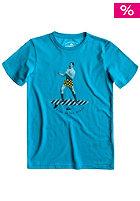 Kids Basic R40 S/S T-Shirt mediterranean